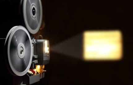 static_film-projector