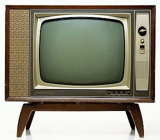 A telly has a constructed personality, but no self or soul.